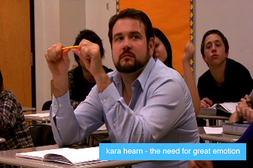 The Need for Great Emotion | Kara Hearn | Round 1 (2009) | The Idea Fund