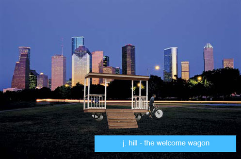 The Welcome Wagon | J Hill | Round 1 (2009) | The Idea Fund